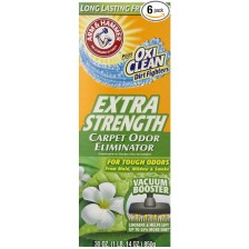ARM & HAMMER ™ Plus OxiClean ™ Dirt Fighters Carpet Odor Eliminator - Extra Strength
