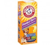 Arm & Hammer Double Duty Cat Litter Deodorizer ▪ Дезодорант для кошачьих туалетов