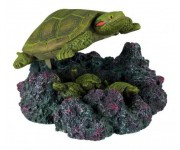 "Trixie Turtle with Air Outlet - декорация ""Грот черепаха"" 15 см."