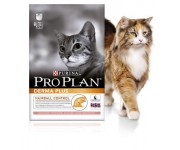 Purina Pro Plan Derma Plus для чуствительной кожи с лососем (кошки)