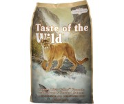 "TASTE OF THE WILD Canyon River  ""Каньон реки"" - беззерновая формула с форелью и копченым лососем для кошек и котят"