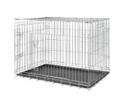 Trixie Home Kennel, Galvanized Транспортная клетка