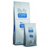 """BRIT CARE Adult LARGE Breed"" сухой корм для крупных пород собак (ягнёнок/рис) от 25 кг."