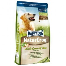 Happy Dog NaturCroq корм для собак ( Ягненок и рис)