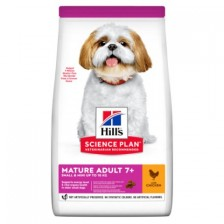 Hill's Science Plan Canine Mature Adult 7+ Active Longevity™ (Mini с курицей старше 7 лет)