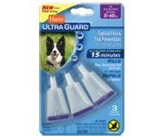 Капли Hartz Ultra Guard 3 в 1 ☆ инсектоакарицидные для собак и щенков от 14 до 27 кг