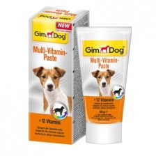 GimpDog Multivitamin Paste Паста для собак МультивитаМини