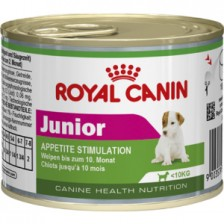 Консервы от Royal Canin для щенков